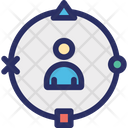 Environment Experience Focus Icon