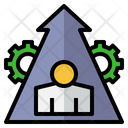 Experience Customer Mission Icon