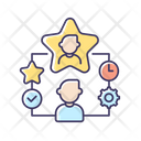Experience Best Worker Icon