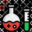 Experiment Chemistry Lab Laboratory Equipment Icon