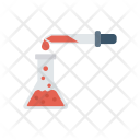 Experiment Lab Flask Icon