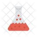 Lab Flask Chemistry Icon