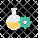 Lab Setting Chemistry Icon