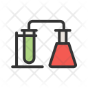Chemistry Set Experiment Icon