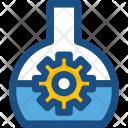 Experiment Configuration Cog Icon