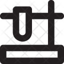 Experiment Sample Tube Icon