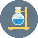Experiment Conical Flask Icon