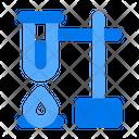 Experiment Fire Laboratory Icon