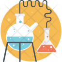 Chemistry Science Lab Icon