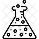 Experiment Chemical Beaker Icon