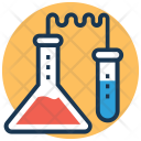 Lab Experiment Chemistry Icon