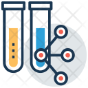 Sample Tube Lab Icon