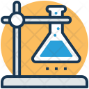 Lab Test Chemical Icon