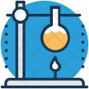 Chemistry Experiment Laboratory Icon