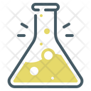 Experiment Test Tube Research Icon