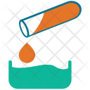 Chemical Test Experiment Icon