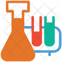 Experiment Flask Lab Icon