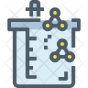 Beaker Science Research Icon