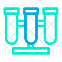 Chemistry Experiment Science Icon
