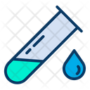 Chemical Chemistry Test Tube Icon