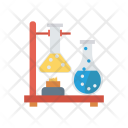 Lab Science Research Icon