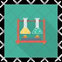 Experiment Treatment Chemistry Icon