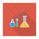 Experiment Chemistry Lab Icon
