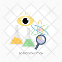 Experiment Science Eduction Icon