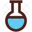 Experiment Equipment Flask Science Icon