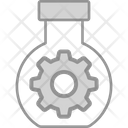 Experiment Management Business Icon