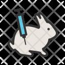 Experiment on animal Icon