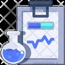 Experiment Report Icon