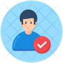 Expert Skillful Person Specialist Icon