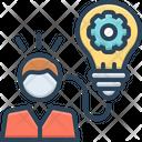 Expert Development Learning Icon