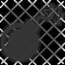 Attack Bomb Exploading Icon