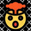 Exploding Head Icon