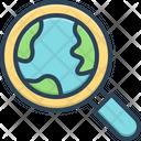 Exploration Investigation Research Icon