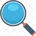 Exploration Inspect Magnifying Icon