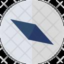 Exploratory Testingv Exploratory Testing Compass Icon