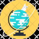 Explore Geography Globe Icon