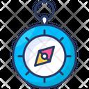 Compass Explore Navigation Icon