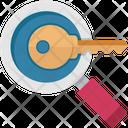 Explore Generator Keyword Icon