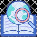 Explore Magnifier Search Icon
