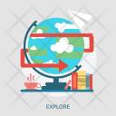 Explore Creative Process Icon