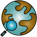 Explorer Traveler Rainforest Icon