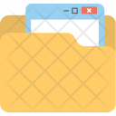 Explorer Data Management Icon