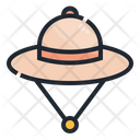 Explorer Hat Hat Clothing Icon