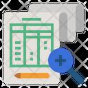 Exploring data Icon