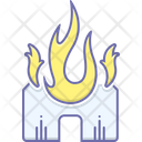 Explosion Explosion Fire Bomb Icon