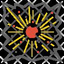 Eruption Explosive Explosion Icon